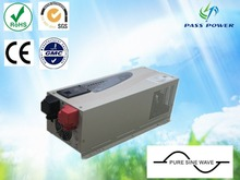 AC AC 2000w low frequency inverter LCD display pure sine wave inverter ,mad in China(China)
