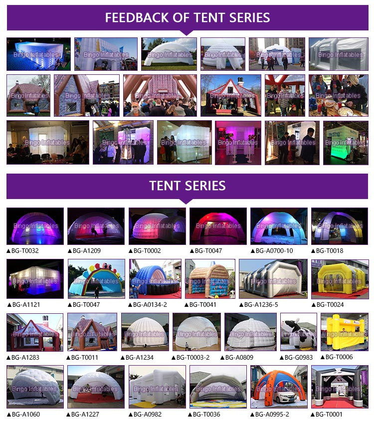 Feedback-of-tent-series-Bingo-Inflatables