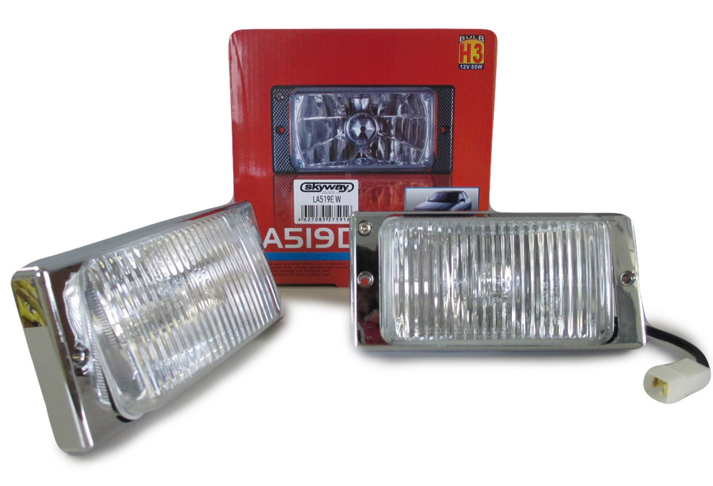 Fog lights for Lada 2110 2111 2112 2113 2114 2115 1 set car accessories styling car lights decoration automotive lamp<br>
