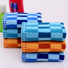 High grade men / women  Towel 74*33cm New 2016  Cotton Face Towels For Adults toalha Bathroom Towels Hand Hair Towel A+ Quality