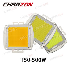 CHANZON High Power LED Chip 150W 200W 300W 500W Natural Cool Warm White SMD LED COB Bulb Light 150 200 300 500 W Watt