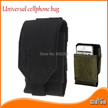 5.5''universal cellphone pouch DOOGEE X5 BLUBOO Blackview Wiko Explay Outdoor Camouflage phone Bag in eight styles Free Shipping