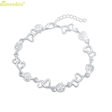 Diomedes Gussy Life 8 wholesale 2017 Hot Sale Fashion Women Girl Infinity Created Bracelet Jewelry Gift Jan26