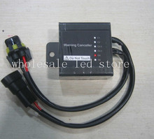 Hot selling 2pieces Model C4 HID Warning Canceller Decoder Special for Germany vehicle Ope* series(China)