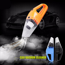 New 120W 12V Car Vacuum Cleaner Handheld Mini Vacuum Cleaner Super Wet And Dry Dual Use Handheld Vacuum Cleaner
