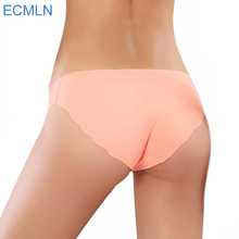 Hot Sale Fashion Women Seamless Ultra-thin Underwear G String Women's Panties Intimates bragas de mujeres la ropa interior(China)