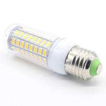Hot Sale SMD 5730 Bombillas LED E27 220V Corn Light 24 - 120LEDs Spotlight Candle Luz Lampada LED Lamp E14 Spot LED Bulb Ampoule(China)