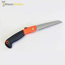 1Piece 150mm Pocket Folding Saw High Quality Handsaw Garden Tools Camping Outdoor Retractable Saws