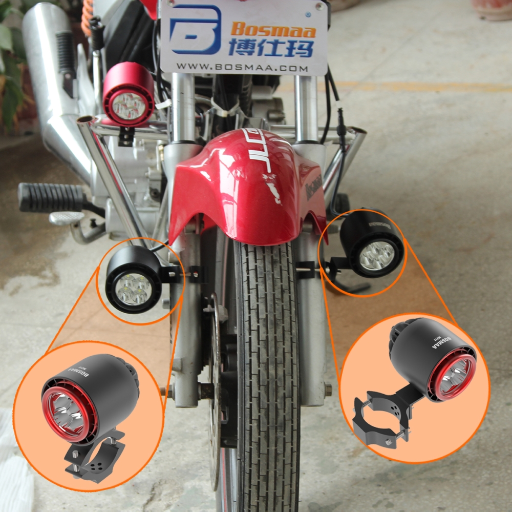 52 M211W1 motorcycle led headlight