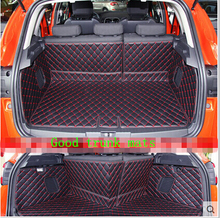 High quality & Free shipping! Special trunk mats for Renault Captur 2016 waterproof wear-resisting boot carpets for Captur 2015