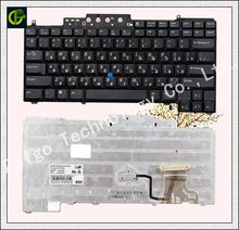 Русская клавиатура для Dell Latitude D620 D630 D631 D820 M65 D830 PP18L RU(China)