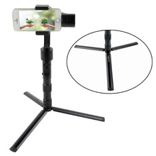 Aluminum Alloy Portable Mini Table Tripod Leg for Zhiyun Smooth Q/3/III /2/C Z1-Evolution/FY Spg C SmartPhone Handheld Gimbal