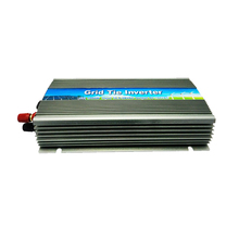 MAYLAR@ 20-50Vdc 1000W Solar Pure Sine Wave Grid Tie MPPT Inverter,Output 90-140V.50hz/60hz, For Alternative Energy Home System(China)
