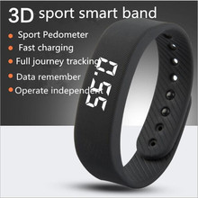 Wearable Device Smart Band Fitness Tracker Pedometer Sleep Monitor Smart Bracelet Activity Tracker Smart Wristband Best Gift