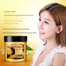 500g Supply hair nutrients and moisture Nourish dry hair bifurcate easy to comb Ginger care hair film(China)