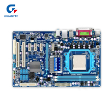 Gigabyte GA-770T-D3L Original Used Desktop Motherboard AMD 770 Socket AM3  DDR3 SATA2 USB2.0 ATX