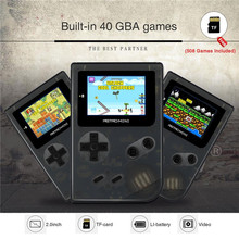 Handheld Game Console , Retro Mini System Game Console 2 Inch HD Screen 548 Classic GB Games , Birthday Presents for Childre(China)