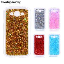 For Coque Samsung Galaxy Grand Neo Case Silicone Glitter Phone Case Samsung Galaxy Grand Neo Cover i9060 Gran Neo Plus Case Capa(China)