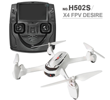 Hubsan X4 H502S 5.8G FPV GPS Altitude Mode RC Quadcopter with 720P HD Camera One Key Return Headless Mode Auto Positioning