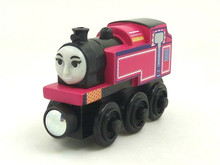 RARE NEW ASHIMA Original Thomas And Friends Wooden Magnetic Railway Model Train Engine Boy / Kids Toy Christmas Gift
