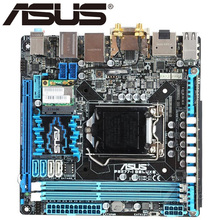 Asus P8Z77-I DELUXE Desktop Motherboard Z77 Socket LGA 1155 i3 i5 i7 DDR3 16G Mini ITX UEFI BIOS Original Used Mainboard On Sale(China)