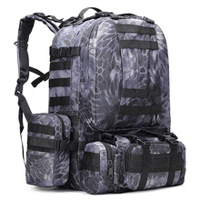 Army Backpack 50l-70l Military Camouflage Backpack Tactical Military Backpack Molle For Camping Large Military Backpack 50l
