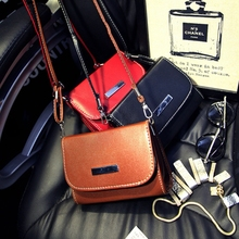 Hanup Best Selling, Mini Women Bags Imitation leather Shoulder Bag Satchel Handbag Retro Vintage Messenger Bag Bolsas Mujer