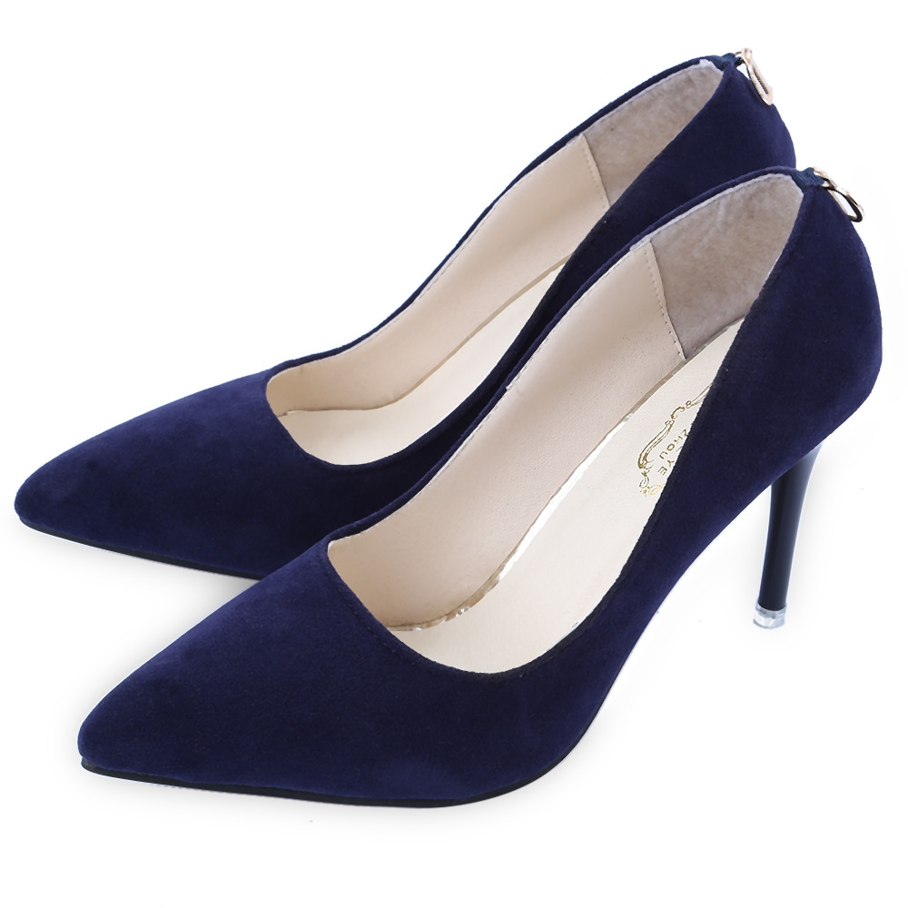 High Heel Shoes Spring Summer Women Pumps New 2017 Sexy OL Office Thin Heel Pointed Toe Womens High Heels<br><br>Aliexpress