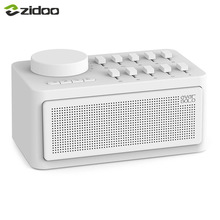 Zidoo Eversolo Sleep Therapy Sound Machine Bluetooth 4.2 All Natural White Noise for Sleep Wireless Speaker Double loudspeakers(China)