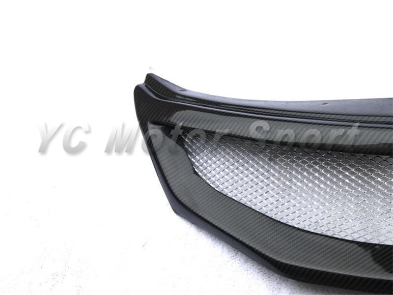 2008-2012 Subaru Impreza GRB WRX STI Charge Speed Style Front Grille CF (4)
