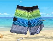 Beach Surf Trunks Board Shorts Surfing Swim Wear For Men Boardshorts Pant Swimwear Short Summer Quick-drying Shorts