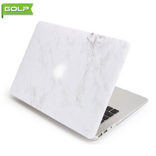 "GOLP Cover Case for Macbook Air 13 Inch Perfect Fit Luxury Marble Pattern Printing Hard PC Cover Back Case for Macbook Air 13""(China)"