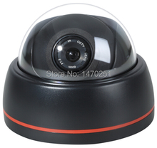 Free Shipping 700TVL Korea Nextchip DSP HD 4/6/8/12mm Fixed Lens CCTV Security Plastic Dome Camera 3-Axis for Indoor Ceiling