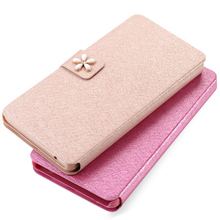 Buy Sony M2 Luxury PU leather Silk Flip Stand Cover Sony M2 D2305 / M 2 Dual D2302 Phone Bag Case Cover Diamond for $2.75 in AliExpress store