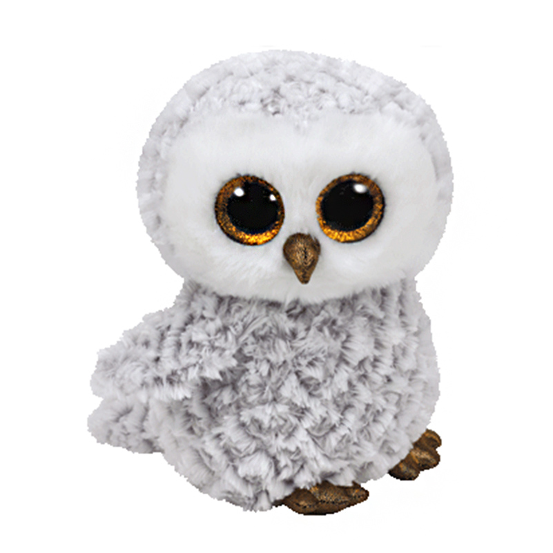 10-INCH-25CM-Ty-BEANIE-BOOS-collection-PLUSH-TOY-CUTE-OWLETTE-SOFT-KIDS-CHRISTMAS-NEW-YEAR