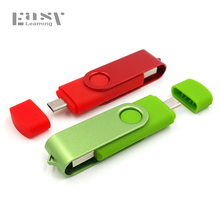 Fast speed Brand Easy Lear OTG 64gb usb flash drive for Android Smart Phone pen drive 32gb 16gb 8gb USB Stick 4gb pendrive