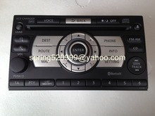 New Ni-s-san 28185 JG41A clarion PN-2874T-A/PN-2874T Xanavi CD6K-1450E X-Trail T31 6 CD changer MP3 Bluetooth car radio 2008