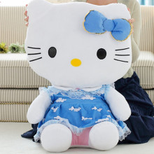 "18"" 45cm Size Hello Kitty Plush Toys Stuffed Soft Toys Factory Supply The Best Quality The Best Price"