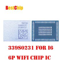 10pcs/lot 339S0231 U5201 _RF WLAN Bluetooth wifi module IC chip for iPhone 6 6-plus(China)
