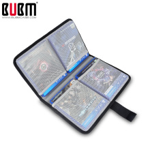Bubm Video Game CD case for PS4 XBOX   Game Console CD bag   waterproof  storage bag