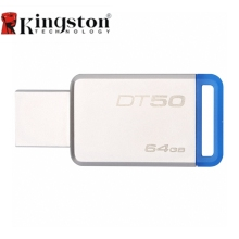 Kingston USB 3.0 Pendrive 128GB 64GB USB Flash Drive Pen 32GB 16GB Memory Mini USB Stick 8GB High Speed U Flash Disk DT50