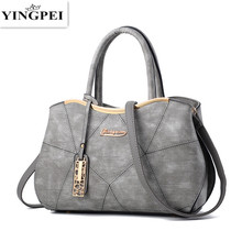 YINGPEI Women bag lady's handbags big bag ladies made of PU leather women messenger bags designer high quality Gifts for wife