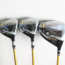 Cooyute New mens Golf clubs HONMA S-03 Golf wood set driver 9.5/10.5 Loft+3/5 fairway wood Graphite Golf shaft free shipping(China)