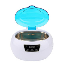 Digital Ultrasonic Multi Purpose Jewellery Watch Cleaner Sonic Wave 750ML