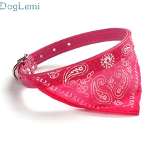 Home Wider Doglemi  Adjustable Pet Dog Cat Puppies Collars Scarf Neckerchief Necklace nov3 Drop Shipping