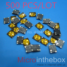 500PCS/LOT Switch manufacture tact switch Ultra thin mini micro Membrane 4pin smd 2.6x3x0.5 for wearable device watch headset(China)