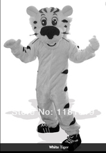 MASCOT White Tiger Mascot costume custom fancy costume anime cosplay kits mascotte fancy dress carnival costume