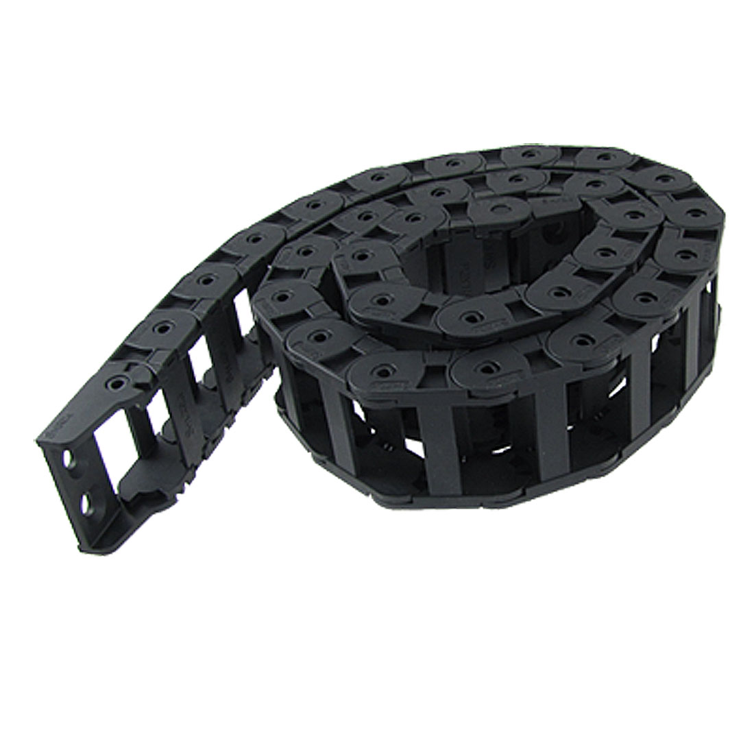 UXCELL 18 X 37Mm Plastic Cable Drag Chain Wire Carrier Black 42 1/2<br><br>Aliexpress