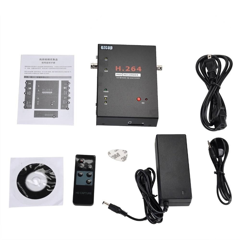 ezcap286-1080P-HD-Video-Capture-Box-HDMI-SDI-Recorder-for-PS3-PS4-TV-STB-HD-Camera-Medical (8)