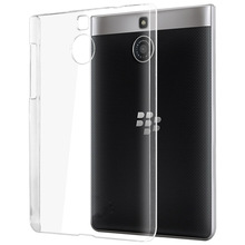 New Ultra Thin Transparent Dirt-Resistant Plastic Crystal Clear Hard Back Cover Case for BlackBerry Passport Silver Edition diy(China)